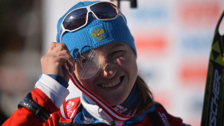 Ольга Подчуфарова. Фото СБР