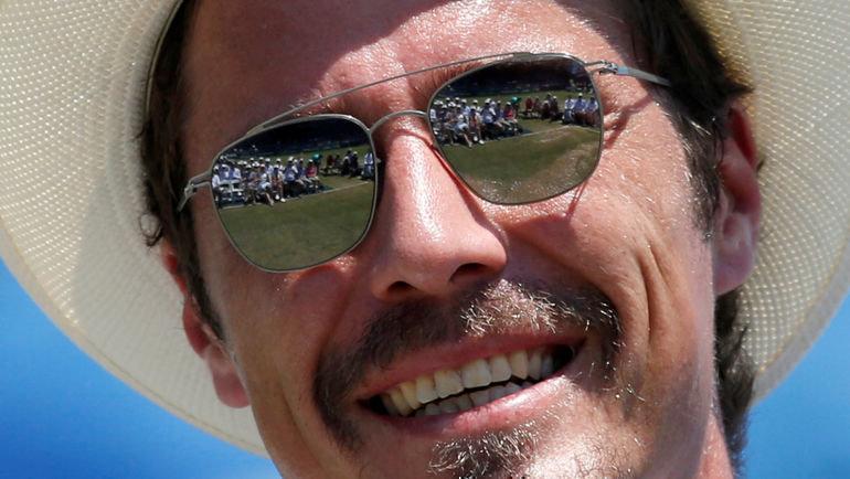 Марат Сафин. Фото Reuters