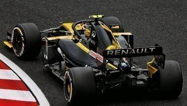 Пилоты «Рено» лишились очков за «Гран-при Японии».