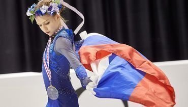 Трусова упала, новыиграла. Медведева вернулась, нопоздно. Сумасшедшая произвольная программа вКанаде