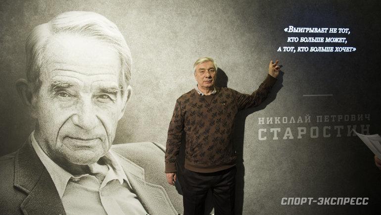 Георгий Ярцев. Фото Федор Успенский, «СЭ»