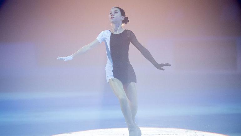 Александра Трусова. Фото USA Today Sports