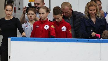 Загитова дебютирует, нофаворит— Косторная. Главные интриги Гран-при Франции