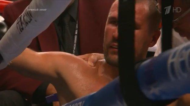 Бой Альварес— Ковалев.