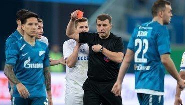 Александр Егоров: «Вилков провел хороший матч, это бесспорно»