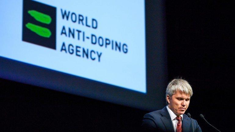 Павел Колобков рассказал одиалоге России сВАДА. Фото AFP