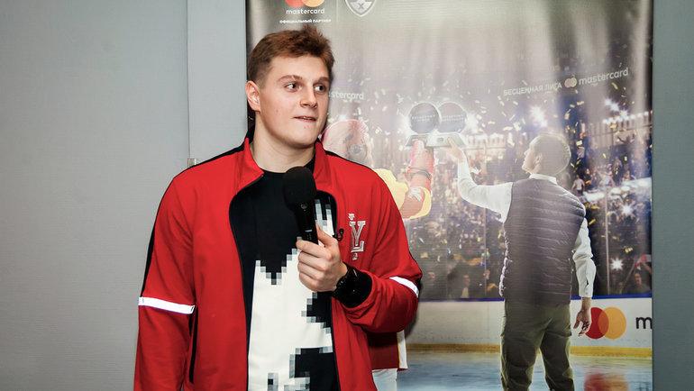 Михаил Сидоров.