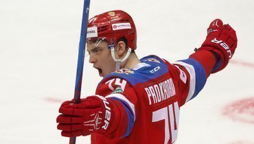 Николай Прохоркин.