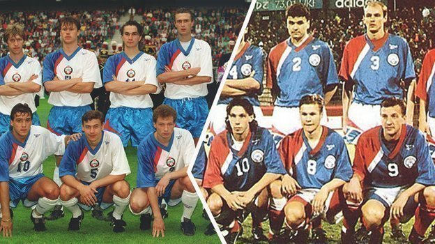 Сборная России (1993 год).