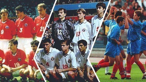 Сборная России (1996 год).