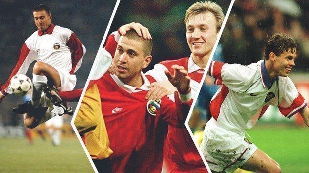 Сборная России (1997 год).