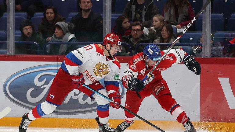 10ноября. Хельсинки. Чехия— Россия— 3:0. Фото ФХР