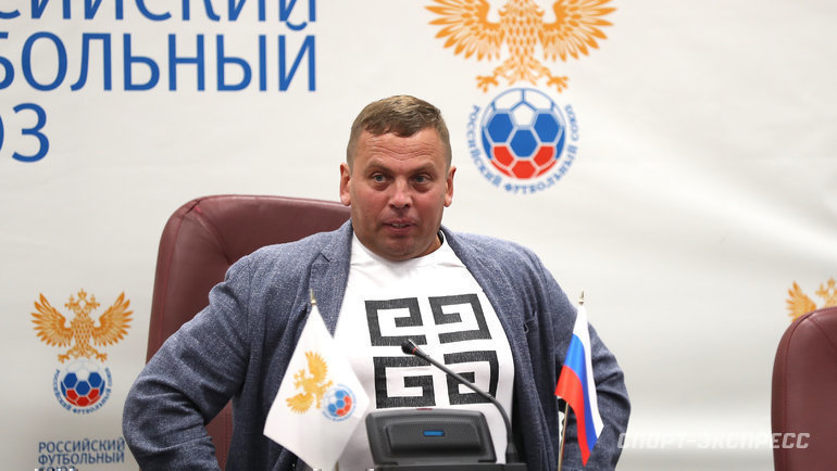 Александр Егоров. Фото Федор Успенский, «СЭ» / Canon EOS-1D X Mark II