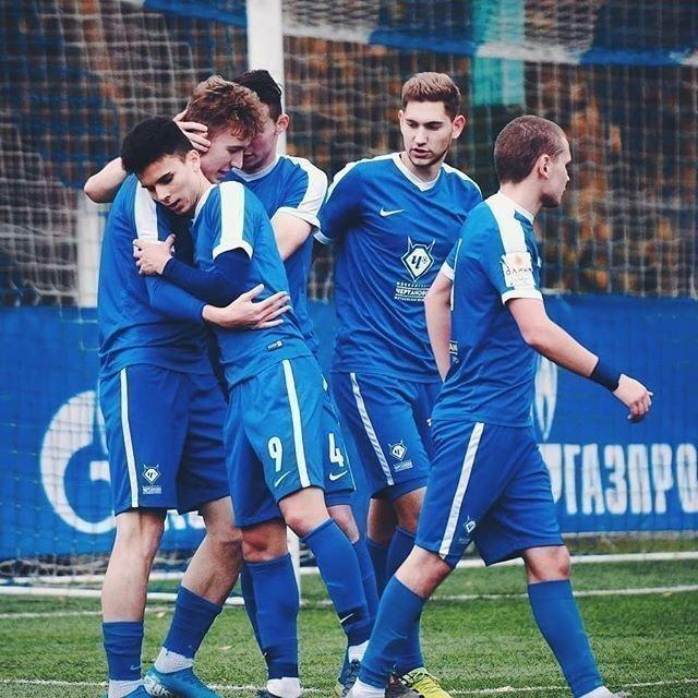 Игроки «Чертанова». Фото https://www.instagram.com/yflrussia/
