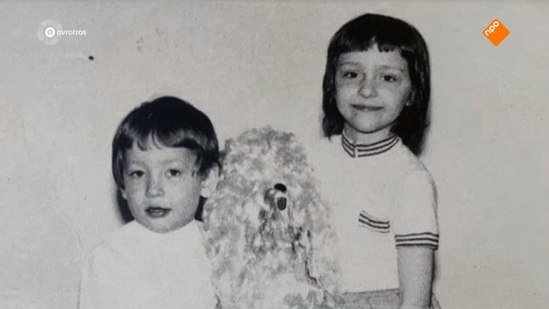 Детские фото Леонида Слуцкого.