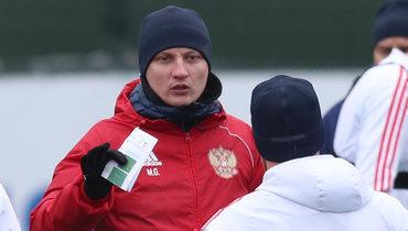 Михаил Галактионов.