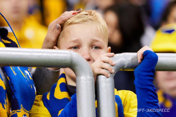 «Тамбов» сильно испортил настроение ростовским болельщикам. Зато, будет очем рассказать завтра вшколе.