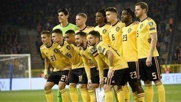 21марта. Брюссель. Бельгия— Россия— 3:1. Бельгийцы вэтом отборочном турнире еще непотеряли ниодного очка.