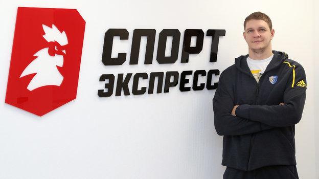 Тимофей Мозгов. Фото Федор Успенский, «СЭ» / Canon EOS-1D X Mark II