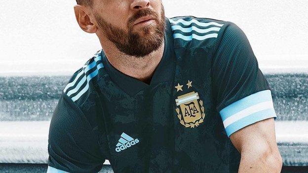Сборная Аргентины.