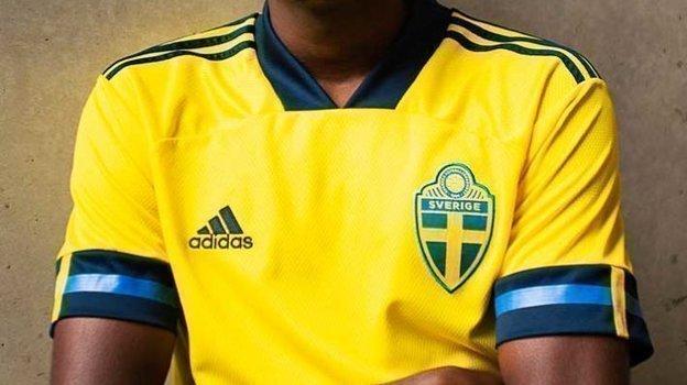 Сборная Швеции.