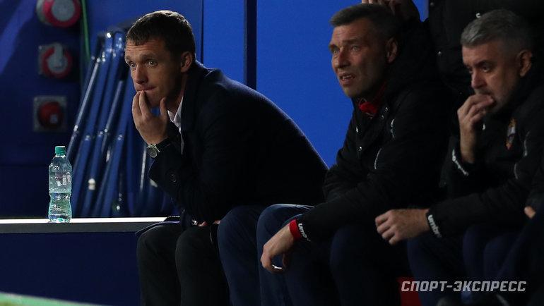 Виктор Гончаренко (слева). Фото Александр Федоров, «СЭ» / Canon EOS-1D X Mark II