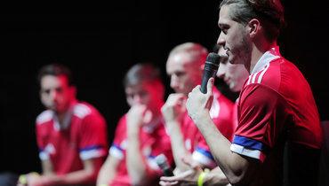 Новая форма сборной России: иснова инсайды отРабинера