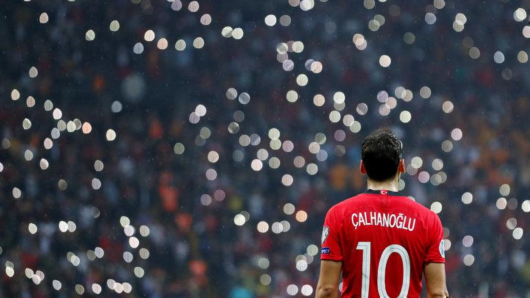 14ноября кфиналистам Евро-2020 добавилась Турция. Фото Reuters