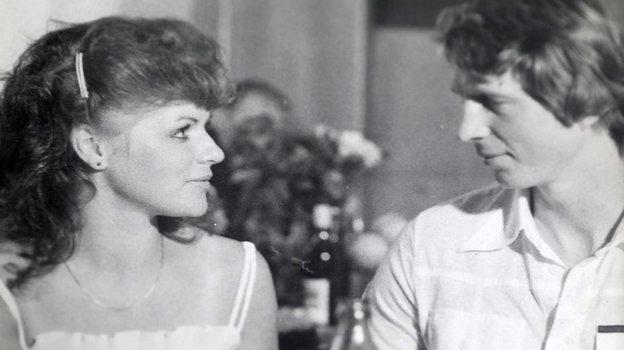 Сергей и Наталья Гимаевы. Фото из архива Сергея Гимаева