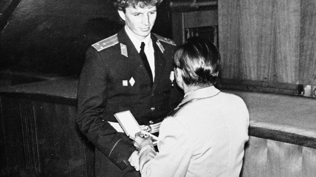 Сергей Гимаев. Фото из архива Сергея Гимаева