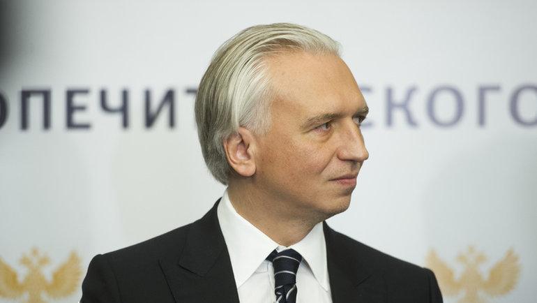 Александр Дюков. Фото Федор Успенский, «СЭ»
