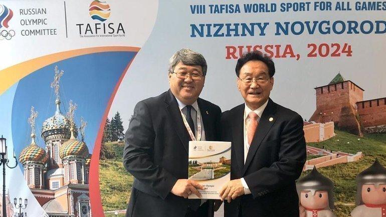 VIII Всемирные игры ТАФИСА пройдут вНижнем Новгороде.
