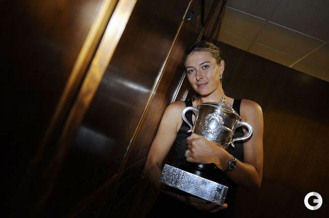 09.06.2012. Roland Garros. AFP.