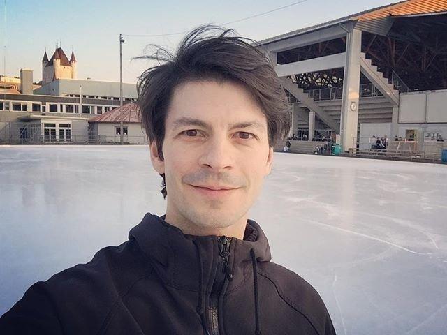 Стефан Ламбьель. Фото Instagram