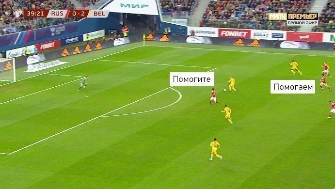 Увы, третий гол Бельгии вворота России— это мем.