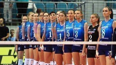 Крах «Динамо». Чемпионки проиграли четыре игры изпяти