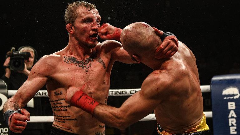 Экс-боец UFC Артем Лобов проиграл Джейсону Найту. Фото mmajunkie.usatoday.com