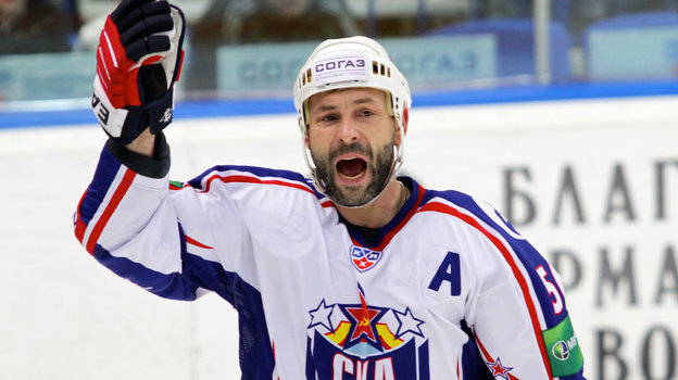 Сергей Зубов. Фото photo.khl.ru