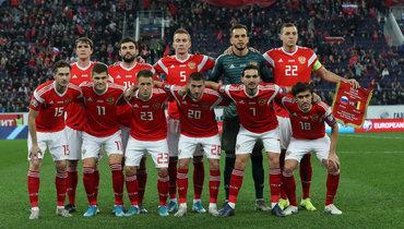 Сборная России может вернуться вСанкт-Петербург наматч 1/4 финала чемпионата Европы-2020.