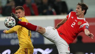 Проблемы «реванша». Сборная России сыграла сБельгией всамый комбинационный футбол запоследние годы