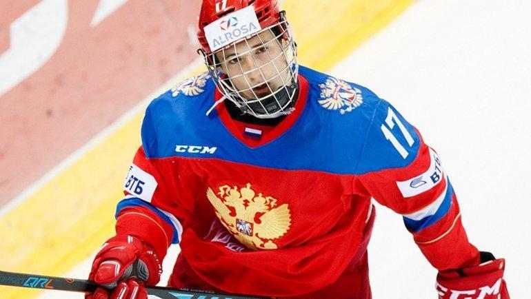 Дмитрий Завгородний. Фото ФХР