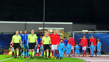 5:0 России вСан-Марино. Без голов Дзюбы