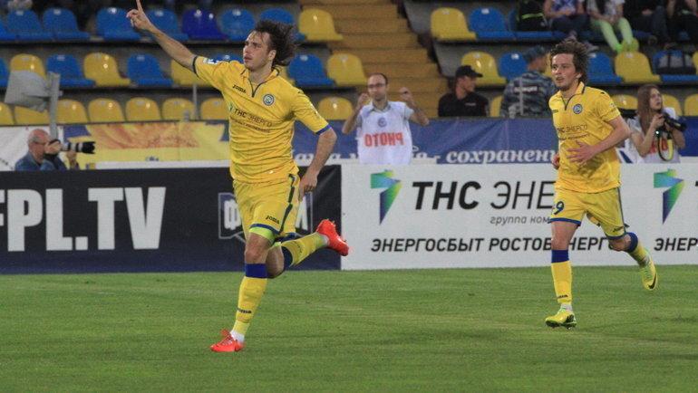 Виталий Дьяков. Фото Владимир Потеряхин
