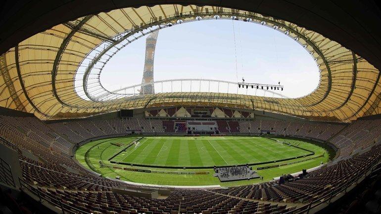 Катар проведет зимний чемпионат мира. Новсе равно будет жарко. Фото AFP