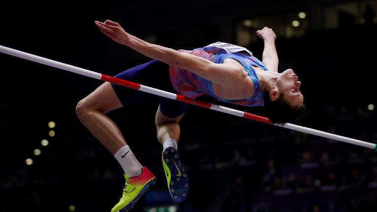 Данил Лысенко. Фото Reuters