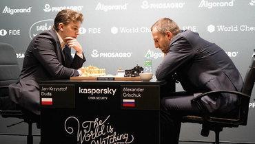 Александр Грищук (справа).