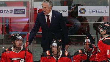 У «Авангарда» десять травмированных хоккеистов.