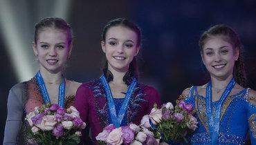 Четыре россиянки вышли вфинал «Гран-при»