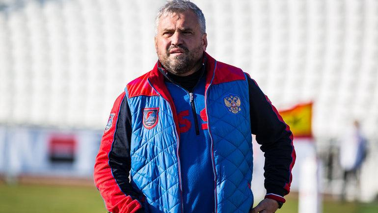 Сергей Лысенко. Фото Анастасия Осипова