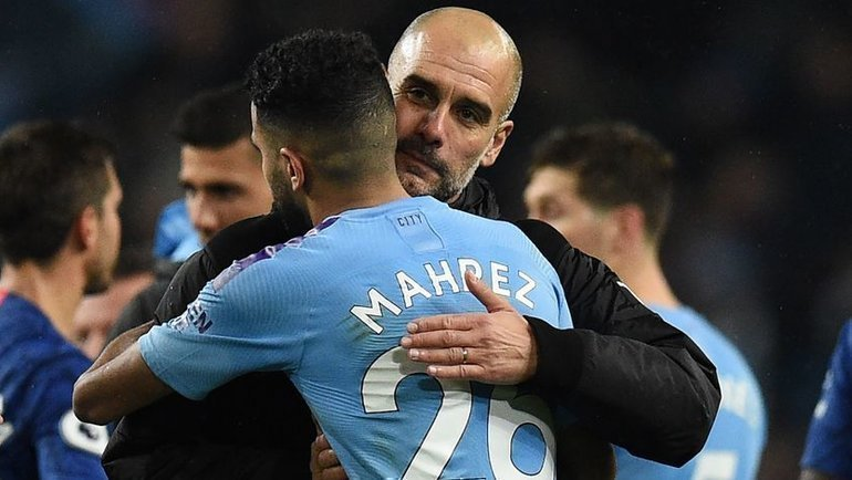 23ноября. Манчестер. «Манчестер Сити»— «Челси»— 2:1. Фото AFP